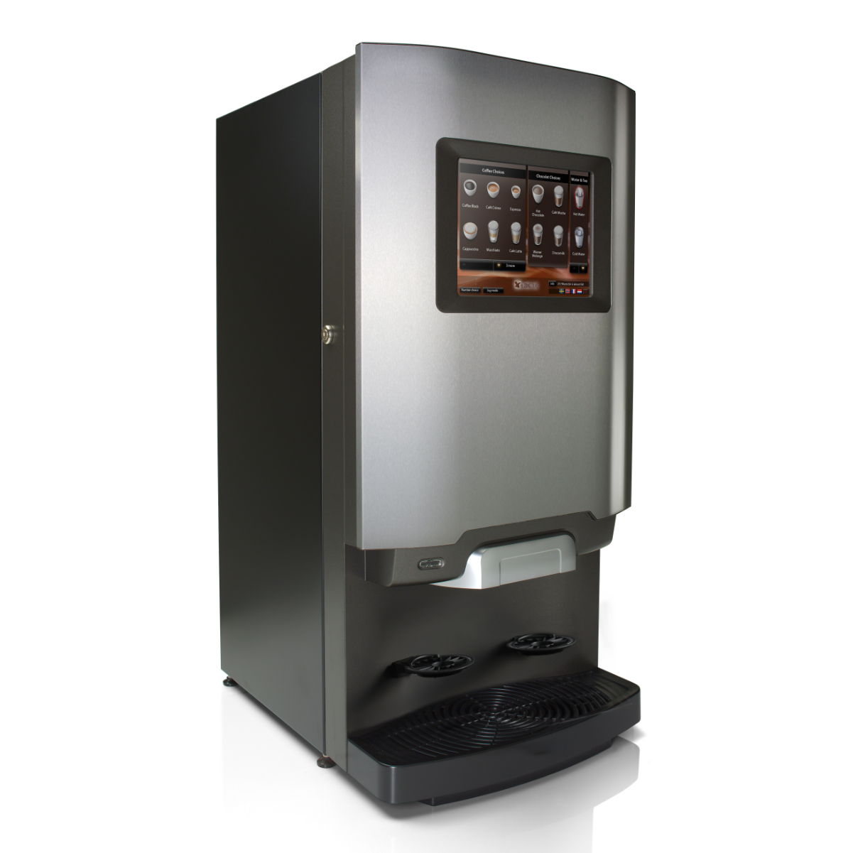 instant koffiemachine oss